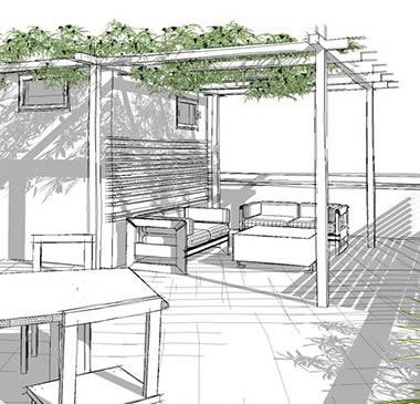 Proverbio Outdoor Design Realizzazione Gazebo Pergole E Coperture