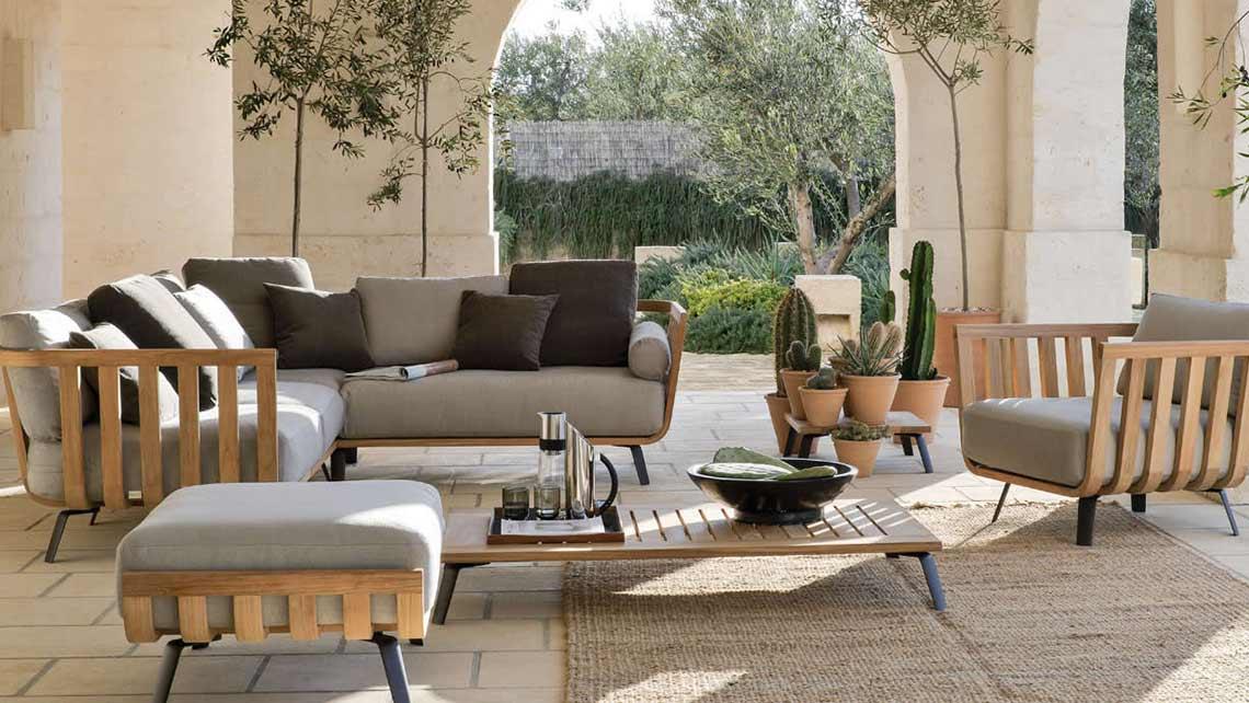 Vendita mobili design da giardino e terrazzo unopi for Vendita mobili design